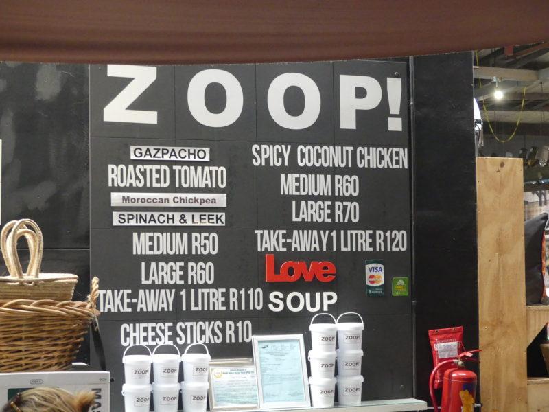 Soup kitchen, great name